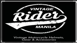 vintage rider manila